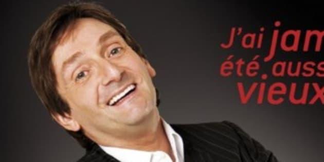 """""""Aimez-moi!"""": Le premier one man show de Pierre Palmade depuis 2010 est prévu pour octobre"""