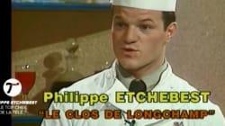 Voir la première télévision de Philippe Etchebest va changer l'image que vous avez de
