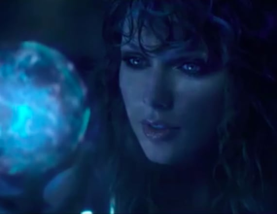 Taylor Swift releases '...Ready For It?' teaser