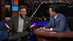 Seth Rogen Rejected Paul Ryan's Photo Request In Front Of The Speaker's