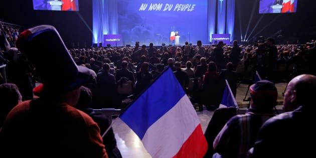 """""""La France s'ennuie"""", cette phrase qui annonce un score record du Front national. REUTERS/Vincent Kessler"""