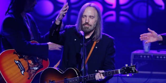 Le rockeur Tom Petty est mort