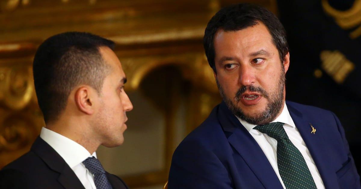 """Via della Seta, Salvini: """"No pregiudizi ma prudenza"""". Di Maio: """"Non è per nuove alleanze"""""""