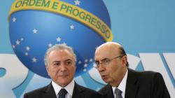 Sem certeza de candidatura, Meirelles deixa a Fazenda com discurso de