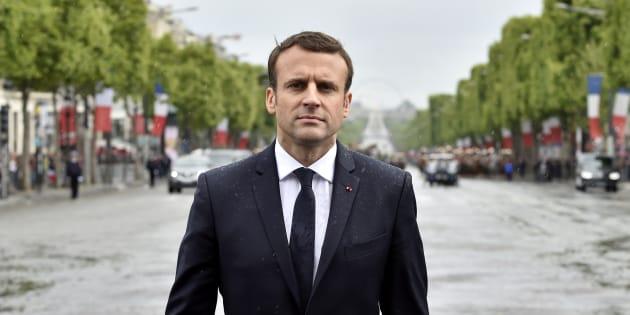 La première semaine clé (et chargée) du président Macron