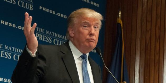 Trump défend son droit de partager des informations avec Moscou