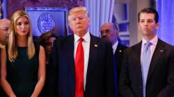 Donald Trump Jr., l'enfant terrible qui risque de coûter très cher à son