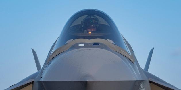 Tutti gli F35 nel mondo restano a terra per un' ispezione dopo il crash in South Carolina