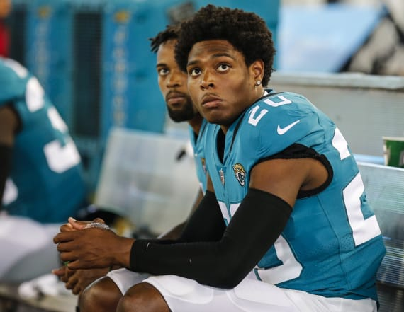 Jags suspend Ramsey after he threatened 'war'