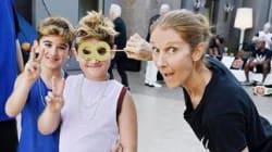 Le tendre message de Céline Dion pour l'anniversaire de ses