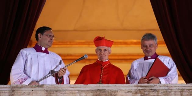 Mort de Jean-Louis Tauran, le cardinal français qui avait annoncé au monde l'élection du pape François.