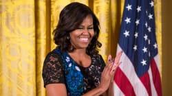 Internet aplaude la foto de Michelle Obama con su pelo