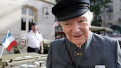 Franck Bauer, dernier speaker français de Radio-Londres, est