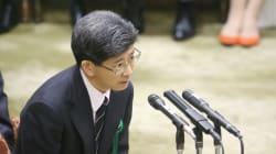 佐川宣寿氏、鼻で笑う場面も… 共産・小池氏の質問に対して〈証人喚問〉