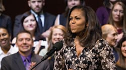 Michelle Obama Talks About The Pitfalls Of Social Media In