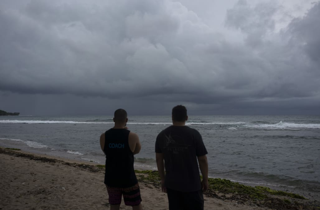 Hurricane Dorian strengthens to 'extremely dangerous