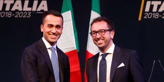Governo, Salvini conferma l'incontro con Di Maio dopo Pasqua