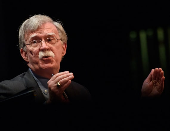 Bolton fears Trump could suppress his book