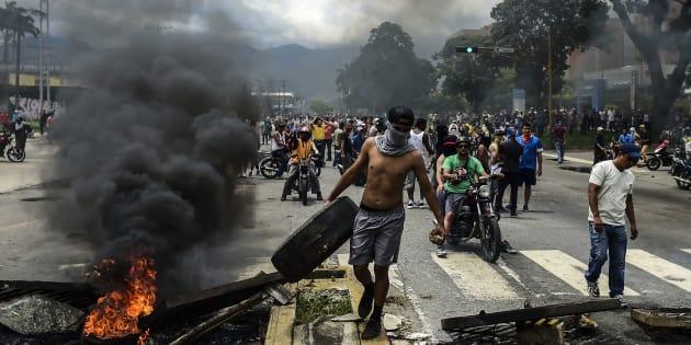 Não há criatura com mais de uma sinapse que possa usar a Venezuela de Maduro como modelo para uma qualquer sociedade.