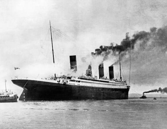 Baffled Titanic expert: Ship should not have sunk