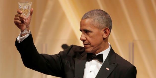 La liste d'invités de Barack Obama pour son pot de départ va faire pâlir Donald Trump de jalousie