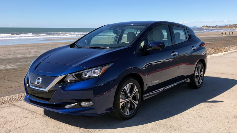 2019 Nissan Leaf Plus First Drive Review
