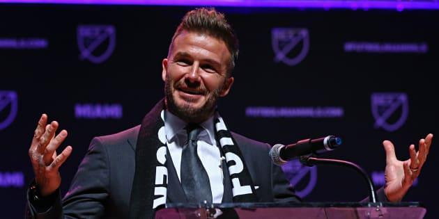 L'équipe de Miami dévoile son nom — MLS
