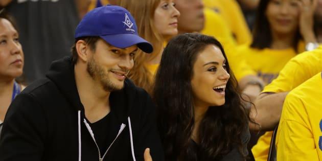 Mila Kunis et Ashton Kutcher sont parents d'un second enfant.
