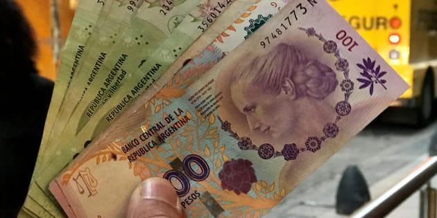 La Moneda Argentina Inició El Año A Una Paridad Equiparable Con Peso Mexicano Ante Dólar De Eu
