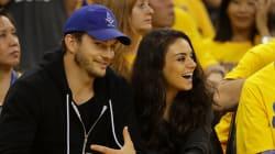 Mila Kunis et Ashton Kutcher sont parents d'un second