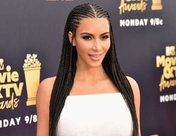 Kim Kardashian slammed for cultural appropriation