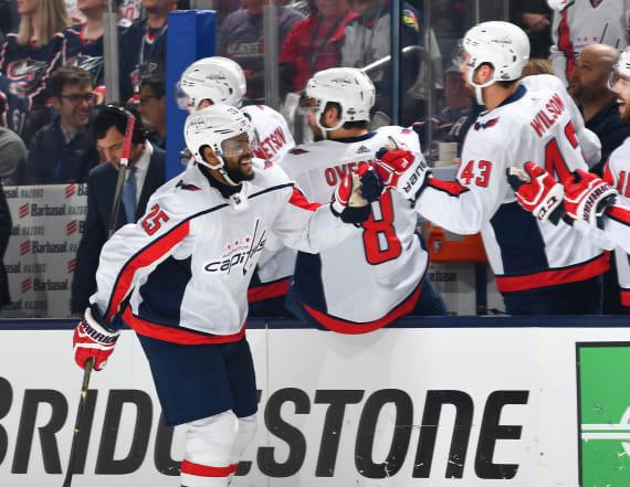 Washington Capitals advance with Game 6 win