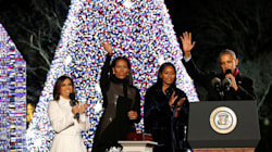 The Obamas' Last White House Christmas Address Was So