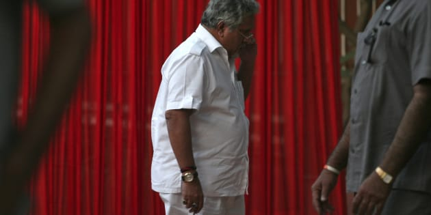 Indian court rules liquor baron Vijay Mallya guilty of contempt of court