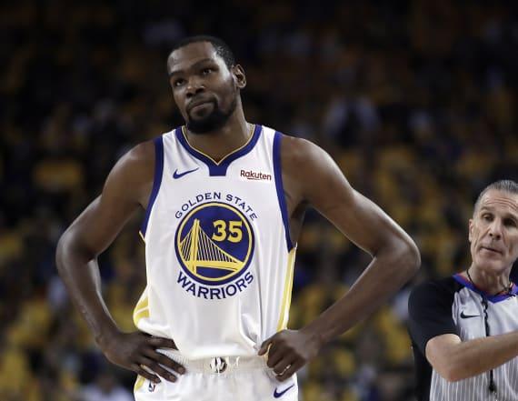Warriors owner: Kevin Durant leaving 'made no sense'