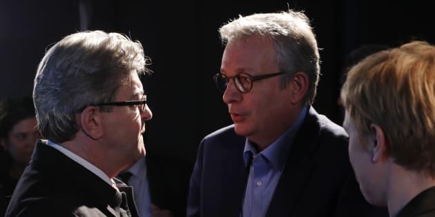La France insoumise de Mélenchon va engager des poursuites judiciaires contre le PCF