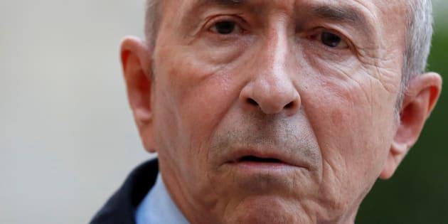 """Gérard Collomb assigné en justice pour """"atteinte à la présomption d'innocence"""""""