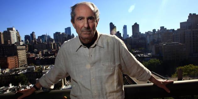 Murió el escritor Philip Roth a los 85 años