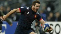 Le maillot de l'équipe de France de rugby est à
