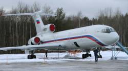 Le crash de l'avion russe en mer noire dû à un