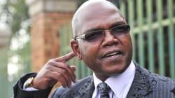 'Richard Mdluli Had Friends In High