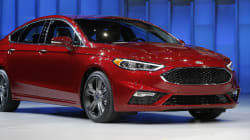 Ford Recalls Nearly 1.4M Cars Because Steering Wheels Can Come