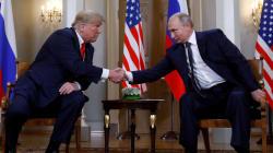 Dietro l'attacco a freddo all'Iran, il patto di Helsinki fra Trump e