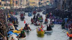 EN FOTOS: Espectacular exhibición de disfraces en el Carnaval de