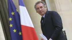 Appel à responsabilité à François Bayrou et au