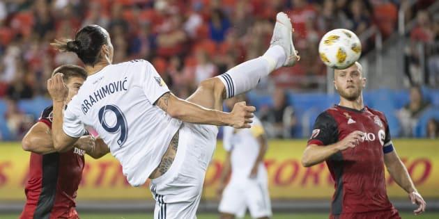 MLS - Ibrahimovic rentre avec le style dans le club des 500
