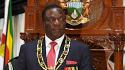 Mnangagwa's Tips On How To Become President: 'Survive Poisoning, Be A Border