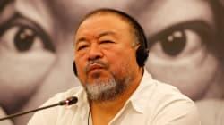 Ai Weiwei está en México e Instagram lo