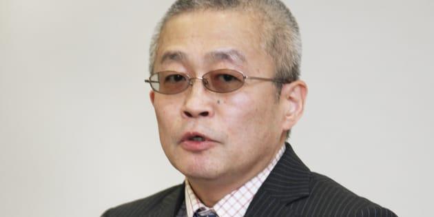 勝谷誠彦さん