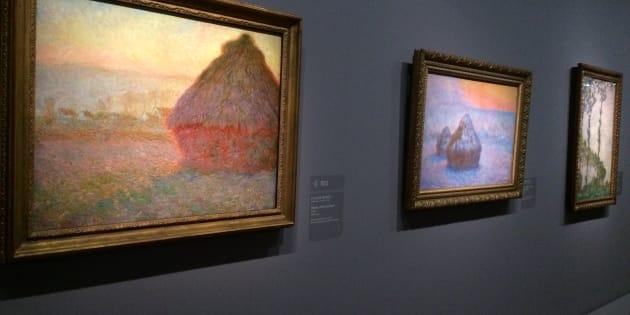 Le musée d'Orsay met la tête de ses visiteurs dans les étoiles